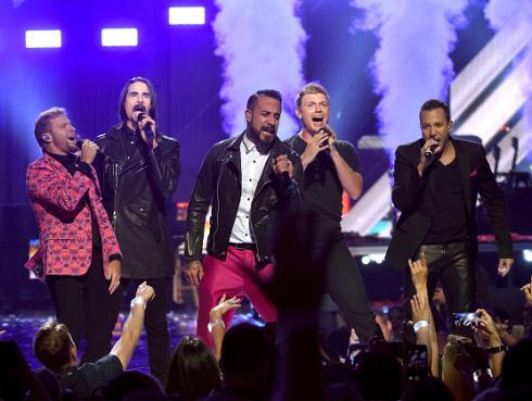 ¡Los Backstreet Boys están de regreso! Confirman gira para el 2017