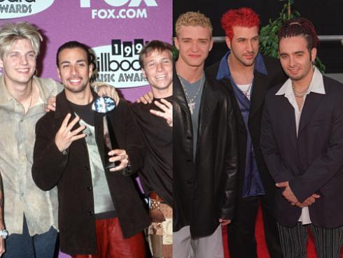 ¡Las Boy Bands favoritas de los 90s se unen en una nueva canción!