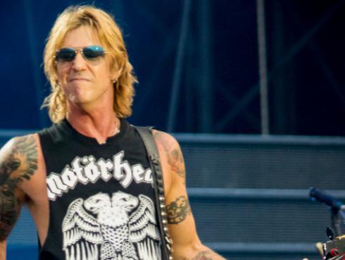 """Bajista de Guns N' Roses asegura que el nuevo disco de la banda será """"magnífico"""""""