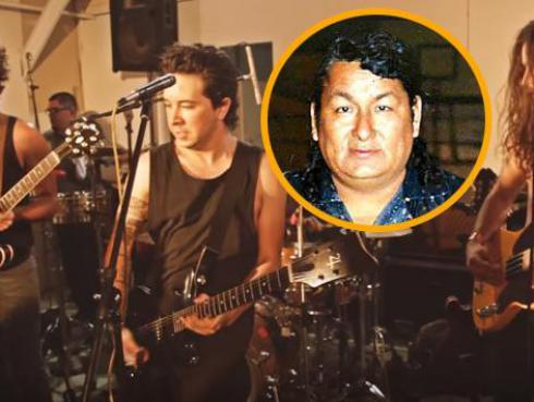 Banda de rock estadounidense sorprende con cover de 'Chacalón' [VIDEO]