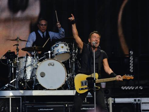 Banda tributo a Bruce Springsteen le dice no a Donald Trump