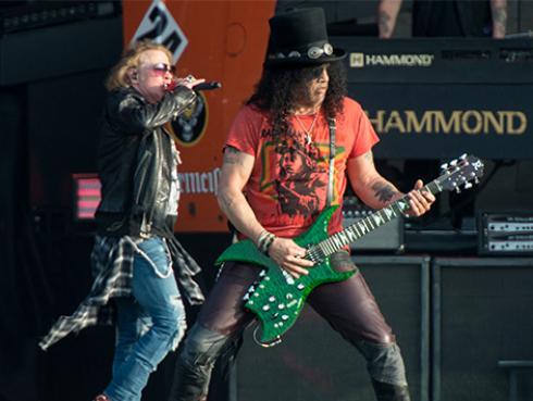 Baterista de Foo Fighters rechazó unirse a Guns N' Roses