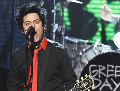 Billie Joe Armstrong, de Green Day, subastará dos de sus automóviles de colección