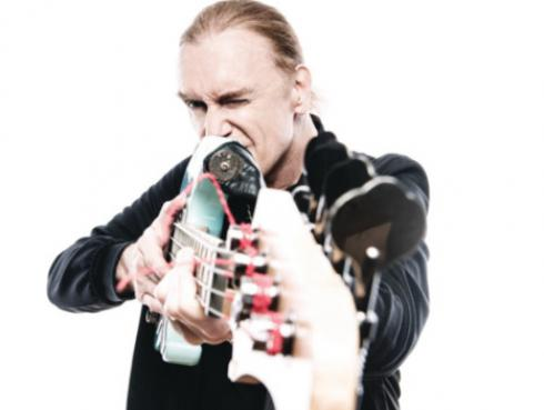 ¡Billy Sheehan dará clase magistral en Lima!