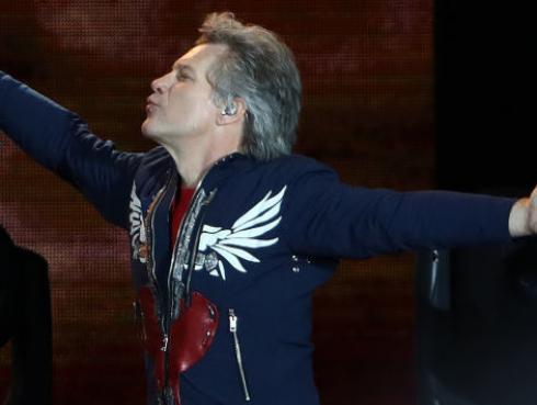 Bon Jovi anuncia tres conciertos en Brasil