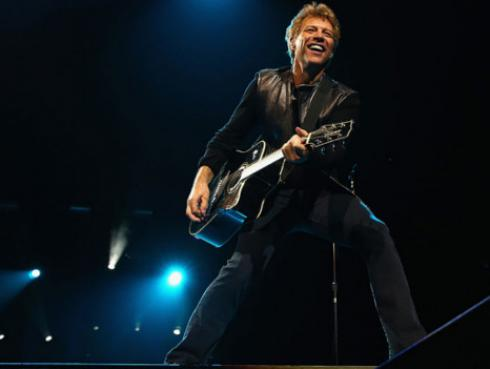 Bon Jovi logra su sexto Nro. 1 en Billboard con disco 'This house is not for sale'