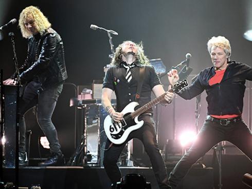 Bon Jovi: David Bryan superó el COVID-19