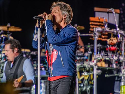 Bon Jovi: en quién se inspiró para crear el tema 'Livin' on a prayer'