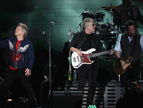 Bon Jovi: integrante de la banda dio positivo a prueba del COVID-19