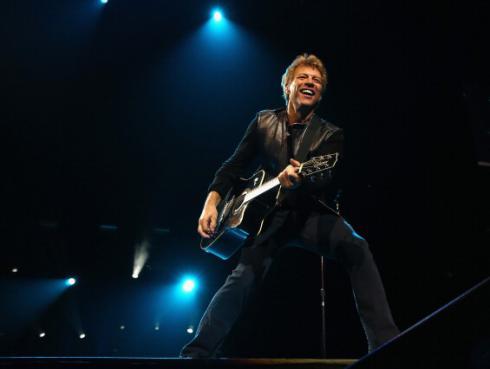 Escucha 'Knockout', lo nuevo de Bon Jovi [AUDIO]