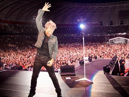 Bon Jovi tocará 'Unbroken' por primera vez en evento navideño