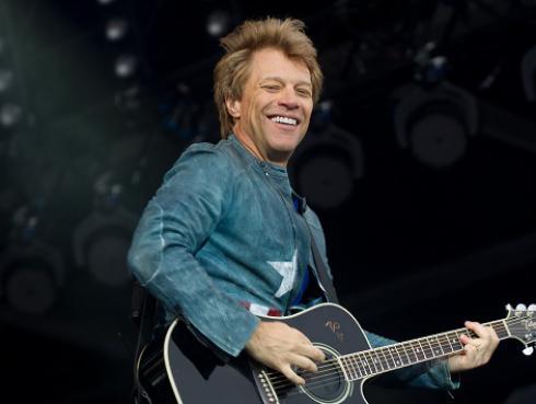 Bon Jovi: Un día como hoy alcanzó el número uno en Estados Unidos con 'Livin' on a prayer'