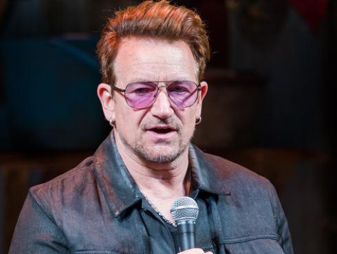 Bono, de U2, ayudará a la educación en América Latina