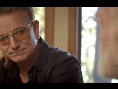 Bono, líder de U2, pide más realismo en la música cristiana [VIDEO]
