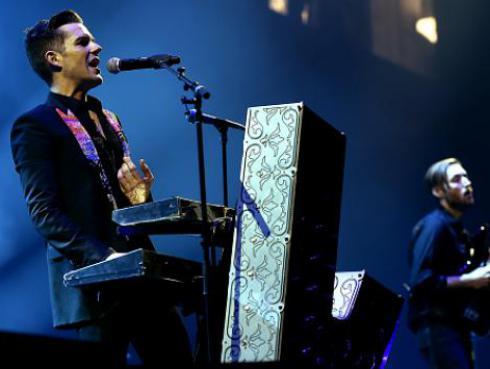 The Killers: 'Las nuevas canciones se sientes más pesadas que cualquier cosa que hayamos hecho antes'