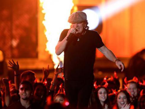 Escucha la primera grabación de Brian Johnson tras su salida de AC/DC