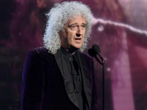 Brian May asegura que no ha ganado dinero con la película sobre Queen