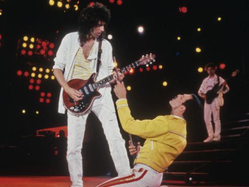Brian May asegura que Queen estuvo al borde de la separación