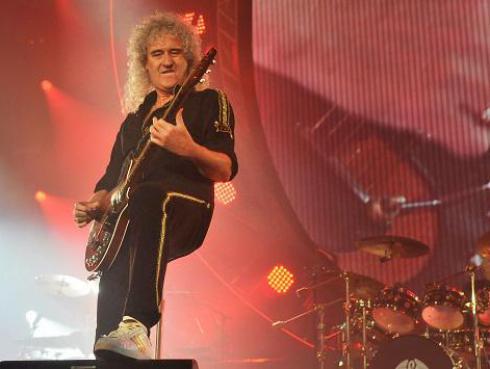 Brian May, de Queen, ayudó en la exploración de un asteroide