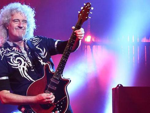 Brian May elogió a la película inspirada en Queen