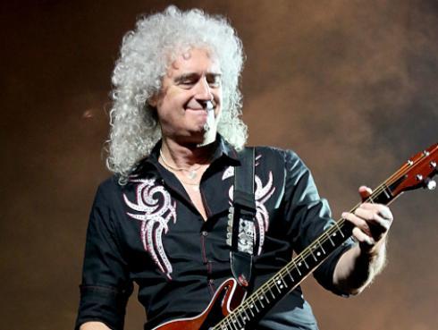 Brian May pide la ayuda de sus fans para encontrar una joya muy valiosa para él