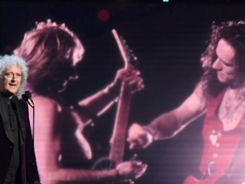 Brian May plantea hace un nuevo Live Aid para combatir el cambio climático