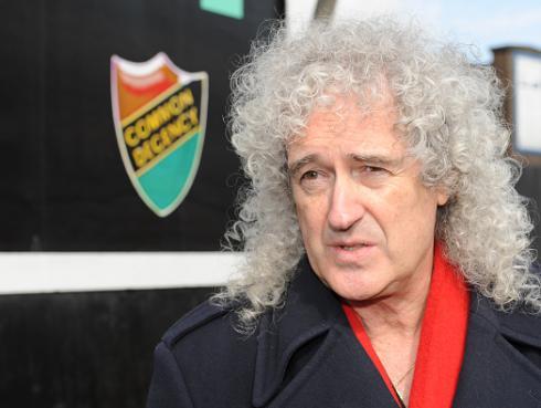 ¡Brian May habla de su recuperación tras cancelar gira en solitario!