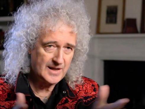 Brian May se pronuncia sobre los incendios en Australia