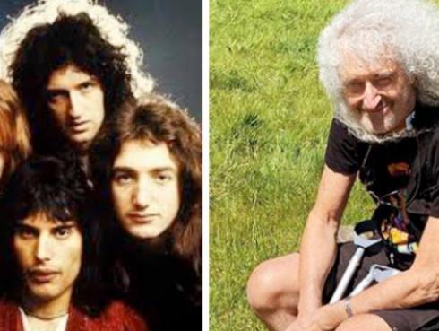 Queen: Brian May sufrió un ataque al corazón