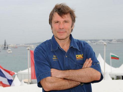 Se estrelló dirigible de Bruce Dickinson, cantante de Iron Maiden [VIDEO]