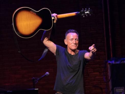 Bruce Springsteen alcanzó dos nominaciones en los Premios Emmy 2019