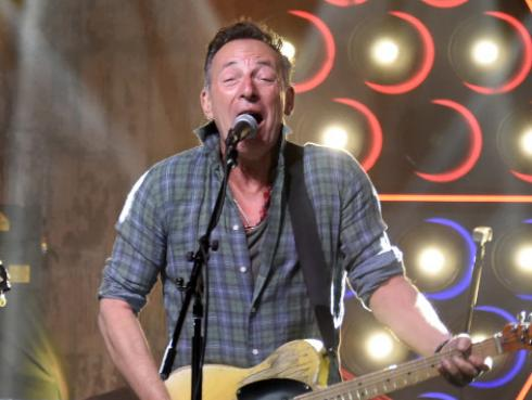 Bruce Springsteen estrena 'Hello sunshine', primer tema de su nuevo disco