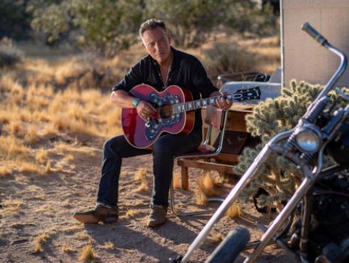 Bruce Springsteen participó en concierto para recaudar fondos para Amazonía