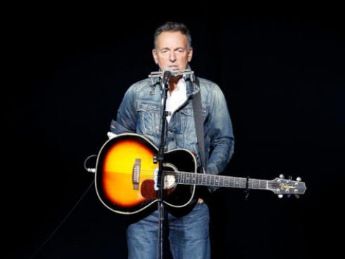Bruce Springsteen presenta el videolyric de 'I'll stand by you' con imágenes de nueva película