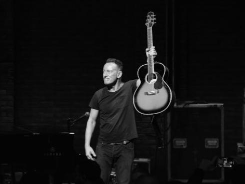 Bruce Springsteen publica inédita canción que fue compuesta para 'Harry Potter'