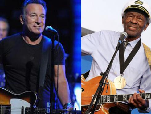 Bruce Springsteen sobre Chuck Berry: 'Fue el más grande del rock & roll' [VIDEO]