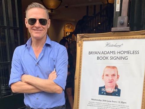 Bryan Adams estrenó EP para celebrar la Navidad