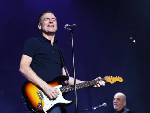Bryan Adams lanza video oficial de 'Shine a light'