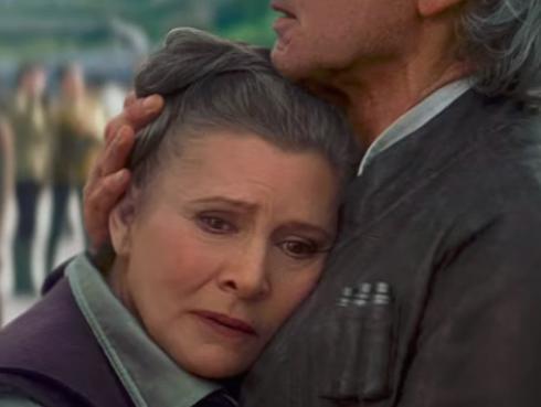 Carrie Fisher murió: ¿cómo afecta eso al rodaje de 'Star Wars 8'?