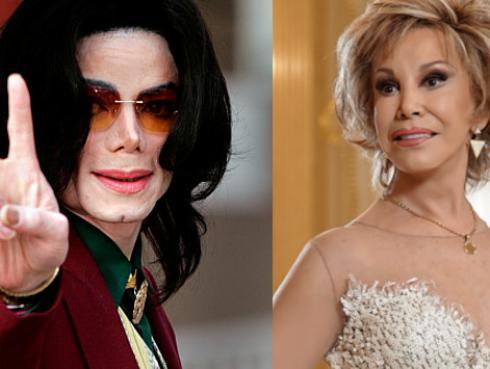 ¡Cecilia Bracamonte grabó disco con músicos de Michael Jackson!