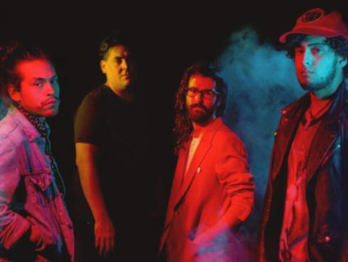 Banda peruana Cementerio Inocentes participó en festival de música indie