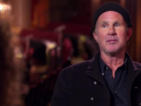 ¡Chad Smith de Red Hot Chili Peppers es elegido como conductor de nuevo programa musical!