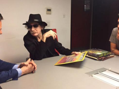 ¡Charly García confirma que lanzará nuevo disco!