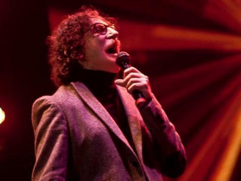 Charly García sorprendió con show en Punta del Este