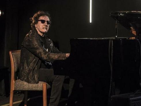Charly García volvió a dar un show sorpresa en Argentina