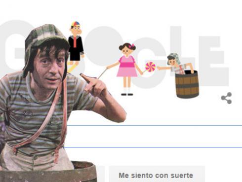 Google recuerda los 45 años del primer capítulo de 'El Chavo del 8' [VIDEO]