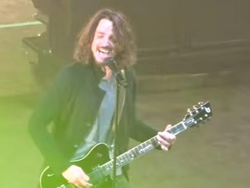 Así fue el último concierto de Chris Cornell antes de su muerte