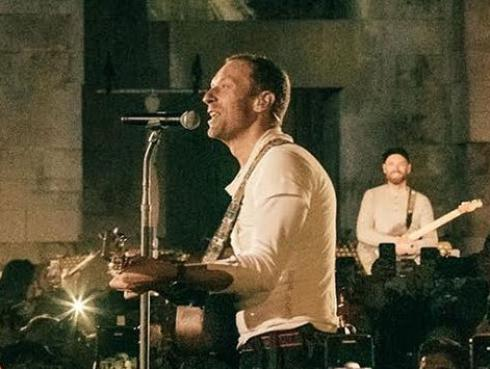 Chris Martin asegura que ve la música de Coldplay como