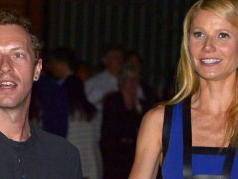 ¿Chris Martin de Coldplay no quiere separarse de Gwyneth Paltrow?
