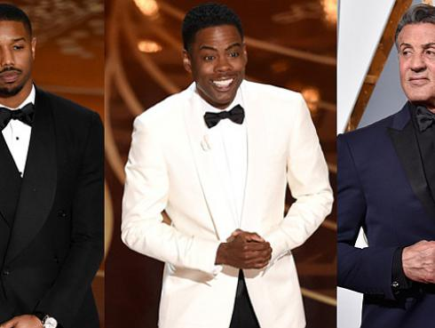 Oscars 2016: Chris Rock llama 'Rocky negro' a protagonista de 'Creed'